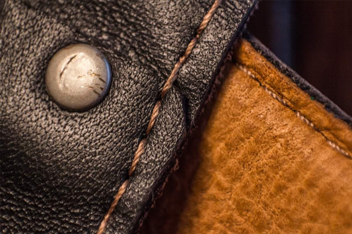 Handmade Leather Camera Strap