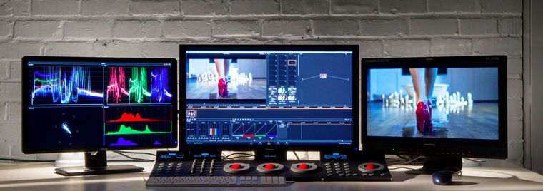 London Video Editor