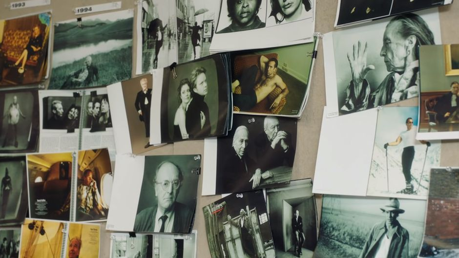 Annie Leibovitz photos