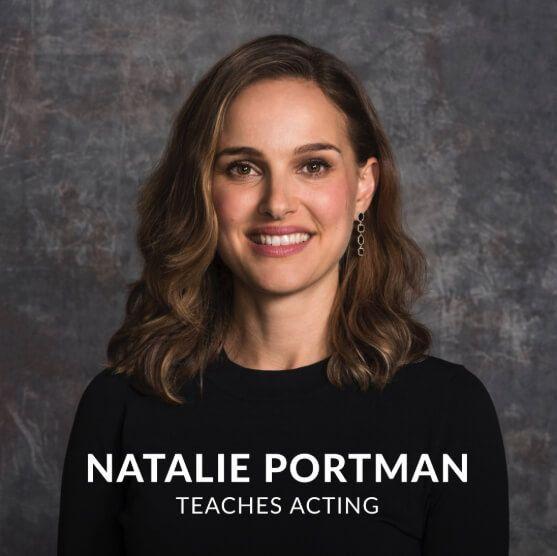 Natalie Portman Masterclass