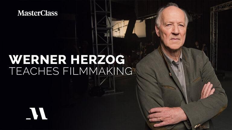 werner herzog masterclass teaches filmmaking