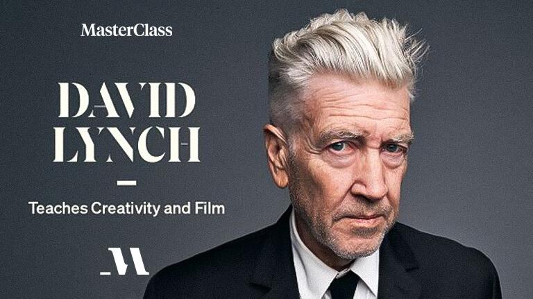 David Lynch Masterclass Teaches Creativity and Film
