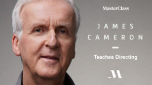 James Cameron Masterclass teaches directing