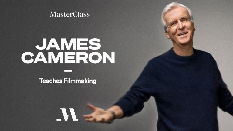 james cameron masterclass